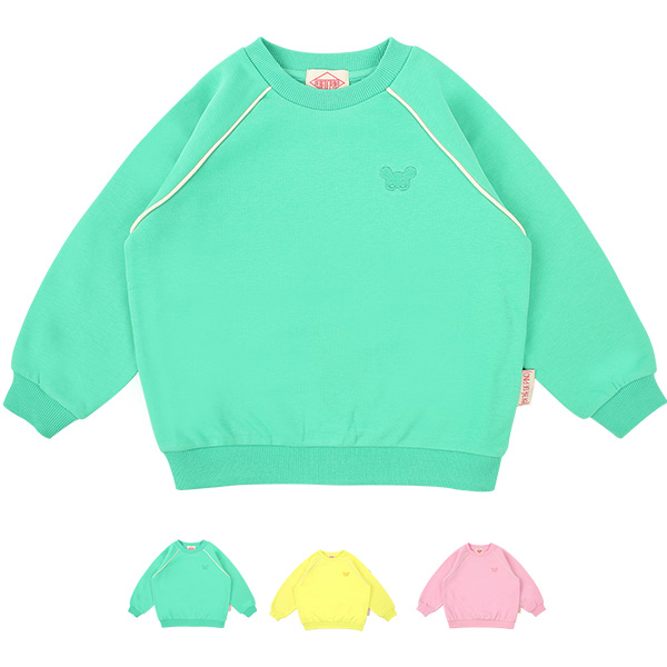 Basic pino mask sweatshirt