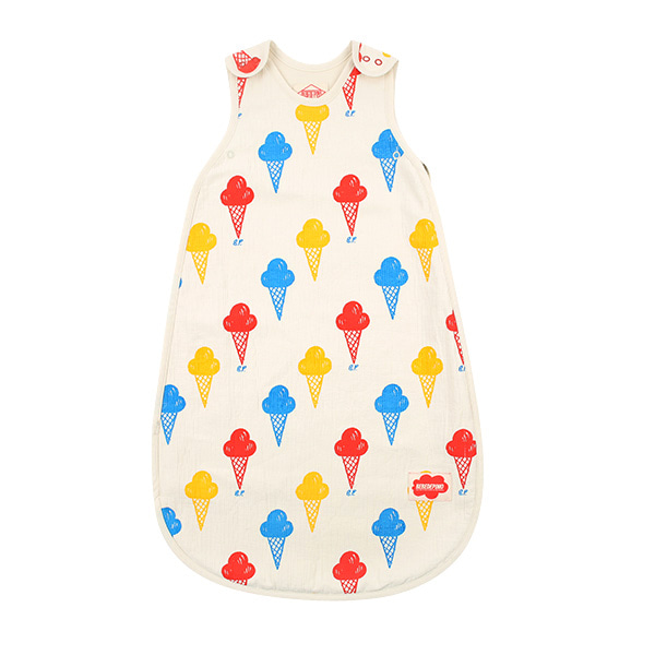 Multi ice cream newborn sleeping bag  NEW SPRING